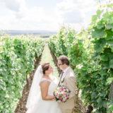 Hochzeitsfotos Weinberge Rheingau