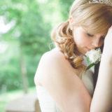 Hochzeitsfotos innige Liebe Romantik