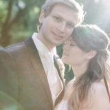 Lensflare Hochzeitsfotografie