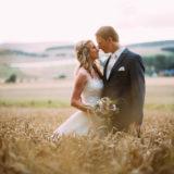 Sonnenuntergang Hochzeitsfotografie Fotos